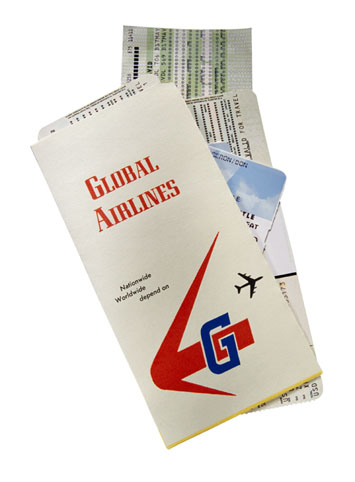 Paper Airline Tickets On The Brink Of Extinction