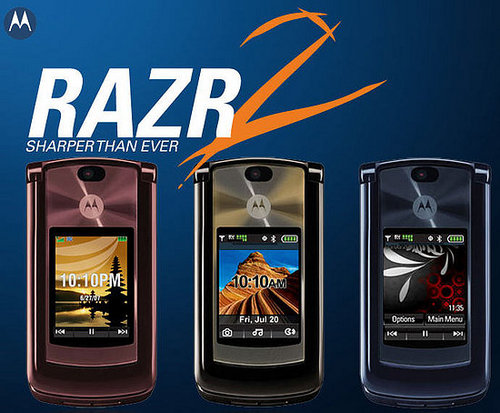 Log-In to Win One of Five RAZR2's on Geeksugar!
