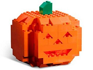 Tech News - 3D Lego Pumpkin