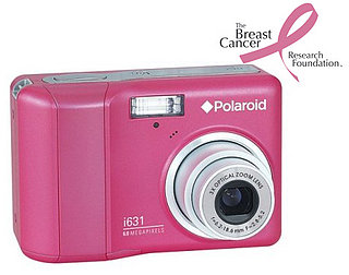 The Pink Polaroid Digital Camera Goes To...