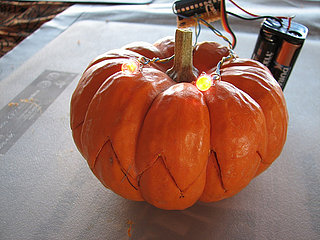How to Make Your Own LED Snap-O-Lantern