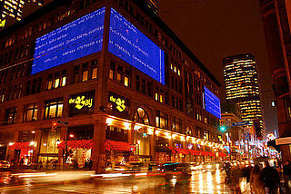 Daily Tech —  Blue Screen of Death Haunts Department Store