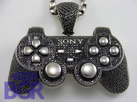 Diamond Encrusted PS2 Controller Chain: Love or Leave?