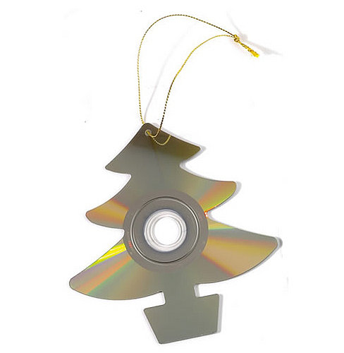 CD Christmas Tree Ornament: Love or Leave?