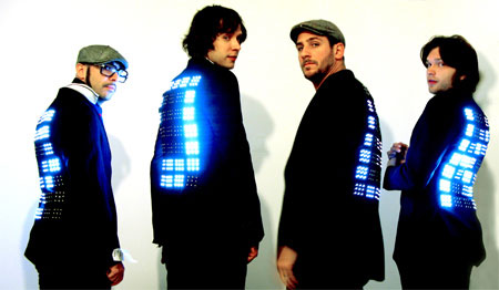 Daily Tech Round Up — OK Go gets Outfitted in LED Jackets