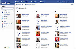 Geek Tip: Make a Phone Directory of Your Facebook Friends
