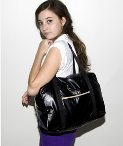 American Apparel Vinyl Laptop Bag