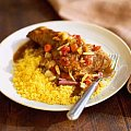 Sunday Dinner: Algerian Lamb Shanks with Cardamom and Orange
