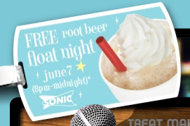 Happy Hour: Root Beer Floats (Maybe Even Free!)