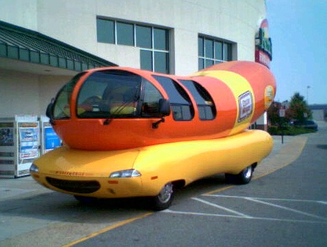 Wienermobiles: Cruising Around For 71 Years