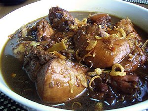 Yummy Link: Javanese Sweet Chicken in Spicy Sauce