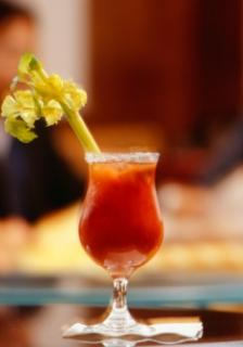 Happy Hour: Drinkable Salad aka Bloody Mary