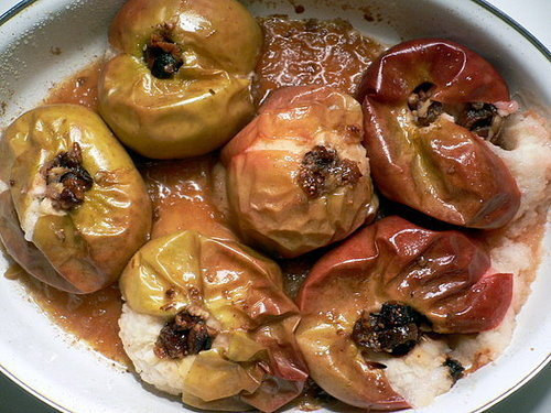 Yummy Link: Maple Baked Apples