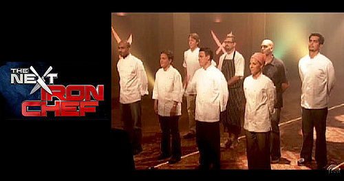 "Will You Keep Watching ""The Next Iron Chef""?"