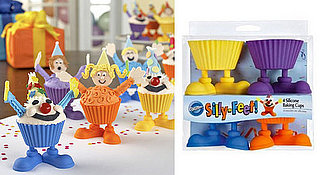 Wilton Silly Feet Baking Cup: Love It or Hate It?