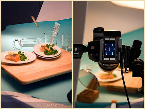 Yummy Link: Food Photography 101