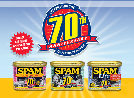 Spam Turns 70 — Take a Quiz to Celebrate!