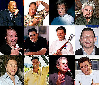 Who Is Your Favorite Male Celebrity Chef of 2007?