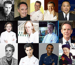 Who Is Your Favorite Restaurant Chef of 2007?