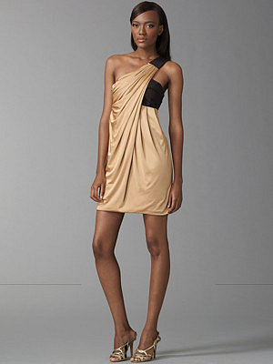 Iodice - Lillian One-Shoulder Mini Dress