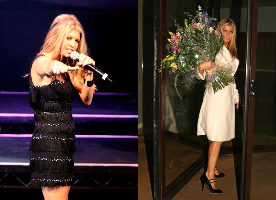 Fergie Delights GAY Crowd With Pre-Birthday Concert