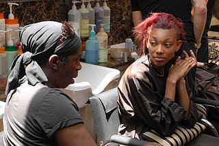 """America's Next Top Model"" Rundown: Episode 4, ""The Girl Who Goes Bald"""