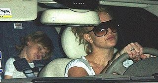 Britney Out With Sean Preston and Jayden James Before Custody Hearing