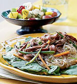 Today's Special: Asian Beef-Noodle Salad