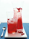 Happy Hour: PomTea Spritzer