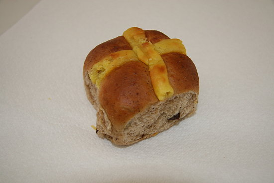 Good Friday Is a Good Day For Hot Cross Buns
