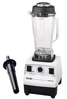 Off To Market: New Blender
