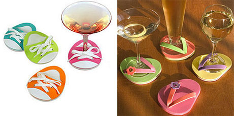 Shoe Coasters: Love It Or Hate It?