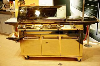 Gold Barbeque: Love It Or Hate It?