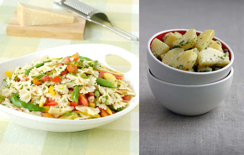 Would You Rather Eat Pasta Or Potato Salad?