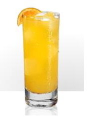 Happy Hour: Pineapple Orange Margarita