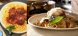 Spaghetti & Meatballs Two Ways - Beginner & Expert