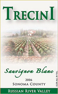 Happy Hour: Trecini Sauvignon Blanc