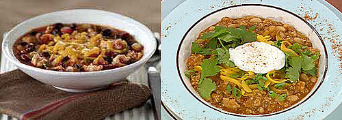 Turkey Chili Two Ways — Beginner & Expert