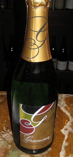 Happy Hour: Gramona Grand Cuvee Cava 2002