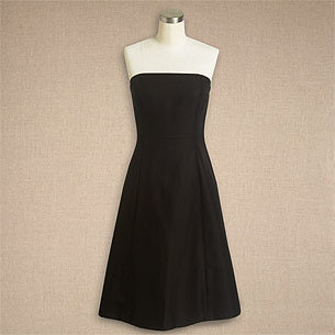 Audrey cotton cady dress