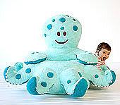 Ollie the Octopus Stuffed Chair (Sale $54.60)