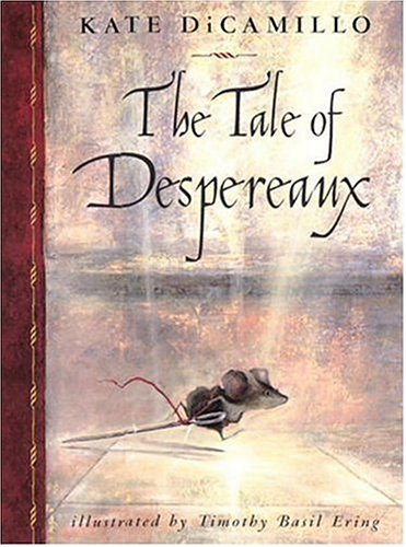 Jelinas Reviews: The Tale of Despereaux