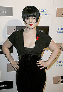 Kelly Osbourne's New Haircut: Elton John AIDS Foundation Party