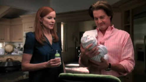 "Desperate Housewives Rundown: Episode 7, ""You Can't Judge a Book By Its Cover"""