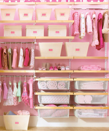 Pimp Your Crib: Creative Storage
