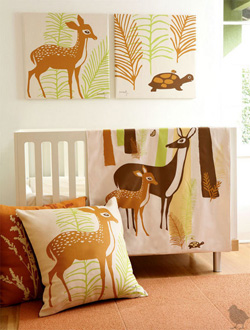 Ways to Decorate A Unisex Nursery