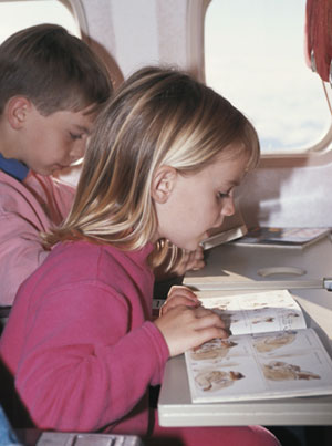 Lil Tips for Flying with Children