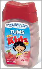Baby Wellness: Tums For Kids