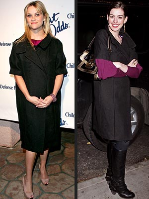 WHO WORE IT BEST: REESE WITHERSPOON OR ANNE HATHAWAY?