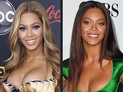 BEYONCE: BLONDE OR BRUNETTE?